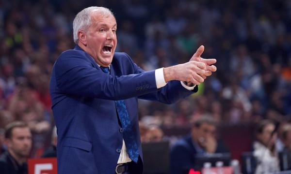Ομπράντοβιτς: «Να παίξουμε καλύτερα στον τελικό»