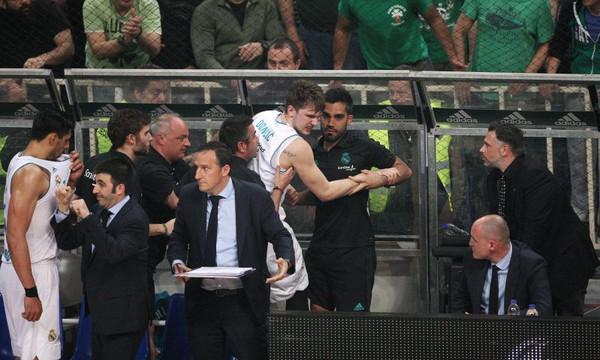 Final Four 2018: Στις… πινακίδες για μια μπάλα ο Ντόντσιτς (video)