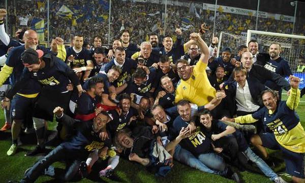 Επέστρεψε στη Serie A η Πάρμα