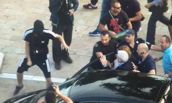 Θεσσαλονίκη: Άγρια επίθεση και ξύλο στον Γιάννη Μπουτάρη (videos)