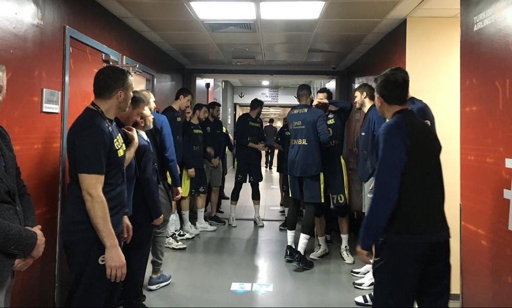Final Four 2018: Στο παρκέ της «Stark Arena» η Φενέρμπαχτσε (videos)