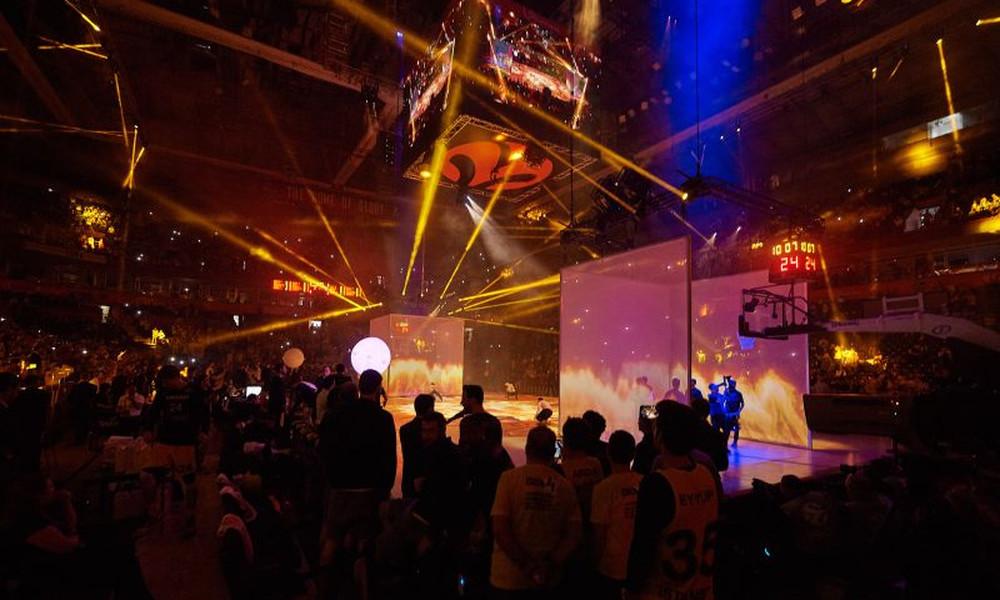 Final Four 2018: Η φαντασμαγορική παρουσίαση των φιναλίστ (video)