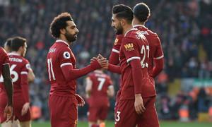 Χαμόγελα στην Λίβερπουλ ενόψει τελικού του Champions League