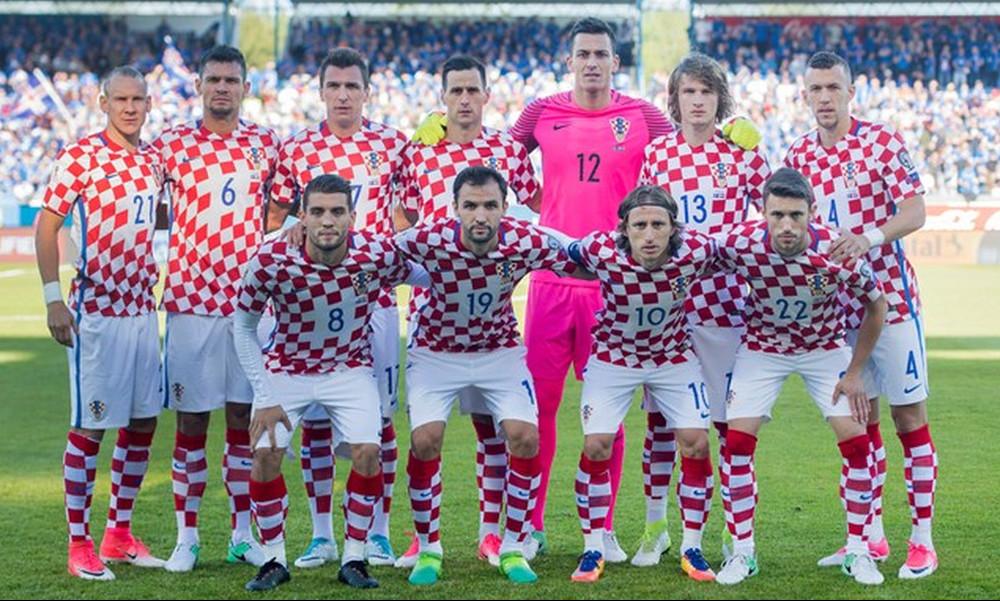 Μουντιάλ 2018: «Κόπηκαν» οκτώ παίκτες από την Κροατία