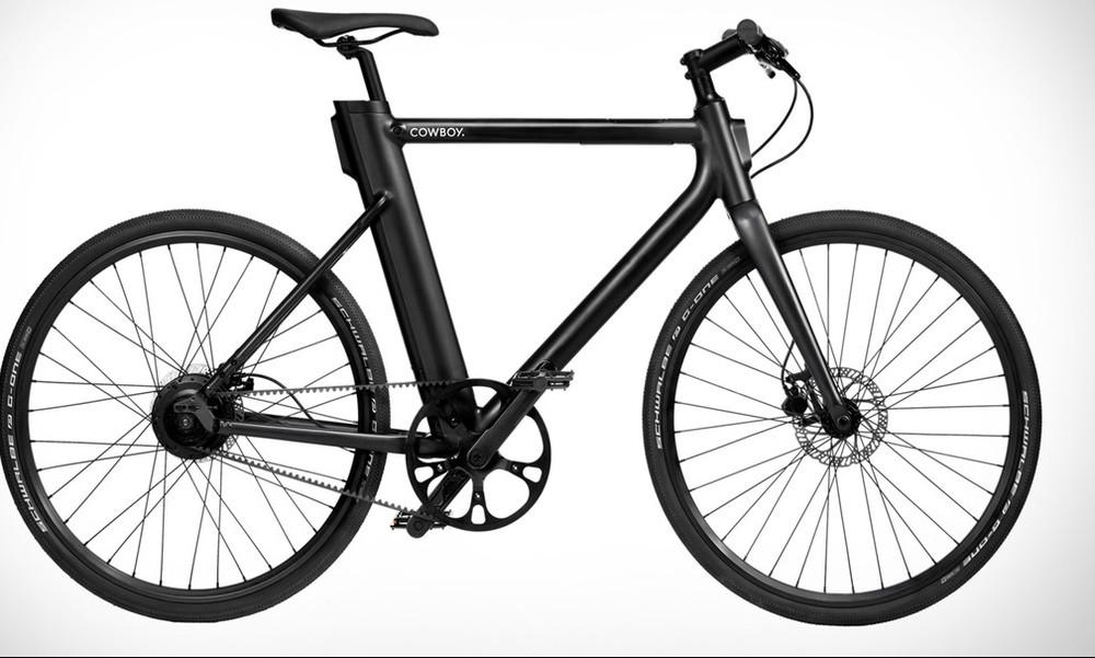 Ηλεκτρικό ποδήλατο με άρωμα Άγριας Δύσης