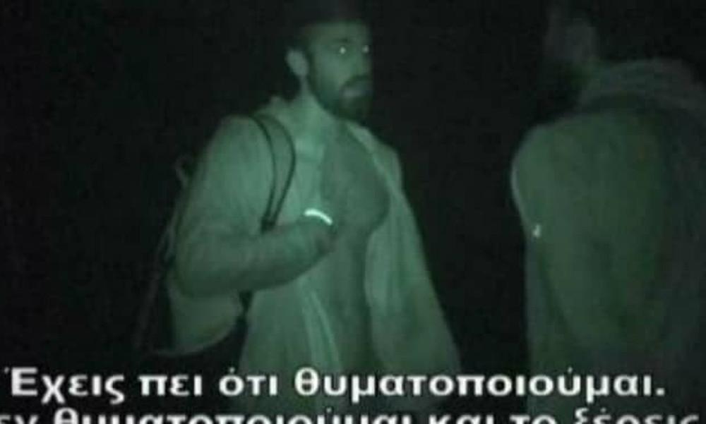 Survivor 2: Άγριος νυχτερινός καβγάς Ηλία και Χάρη - Πήρε «φωτιά» το twitter (photos, video)
