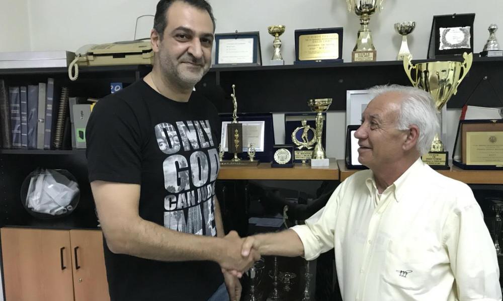Γιάννης Γιαννούλης: Στον ρόλο του Τεχνικού Διευθυντή στη ΜΕΝΤ