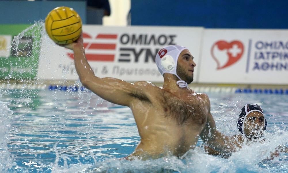 Α1 Πόλο: Πρώτο βήμα για Ολυμπιακό (photos)