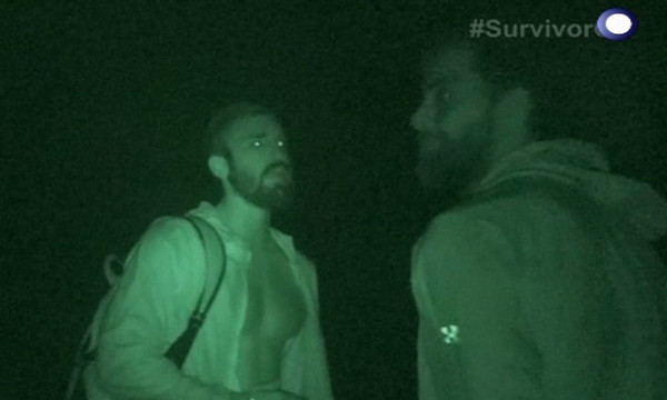 Survivor 2: Στα «μαχαίρια» Ηλίας – Χάρης: O καβγάς και οι… βρισιές!