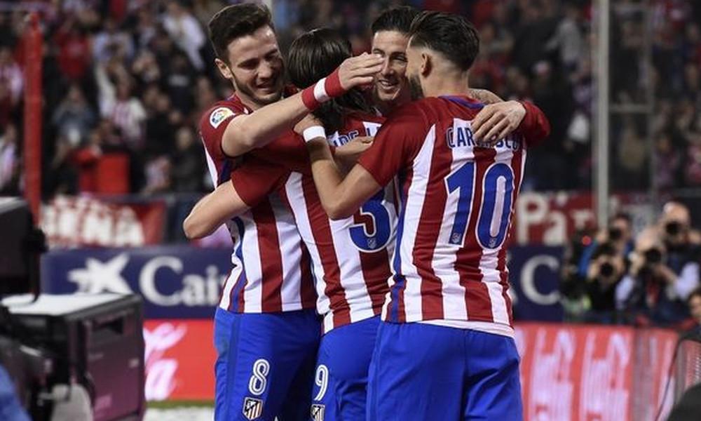 Ο Ρόντρι επιστρέφει στην Ατλέτικο Μαδρίτης