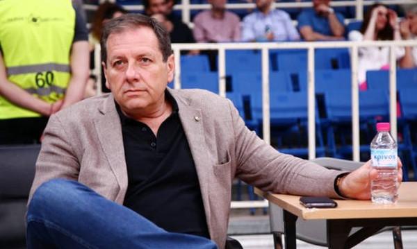 M. Αγγελόπουλος: «Παρεξηγημένος ο Γιαννακόπουλος, Δεν θα δεχόμουνα συμβόλαιο από την Euroleague»