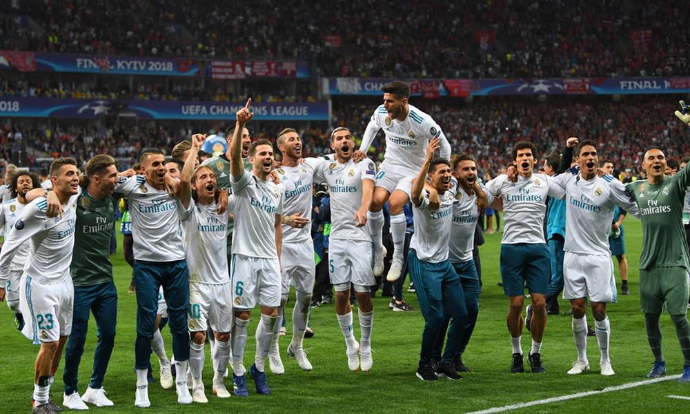 Ρεάλ Μαδρίτης-Λίβερπουλ 3-1: UEFA Real Madrid League!