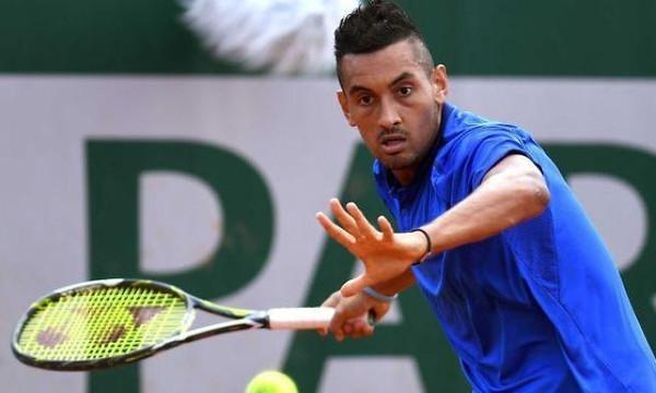 Τένις: Εκτός Ρολάν Γκαρός ο Κύργιος