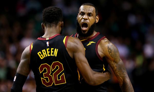 NBA: «Βασιλικό» break και τελικοί για Καβαλίερς (photos+video)