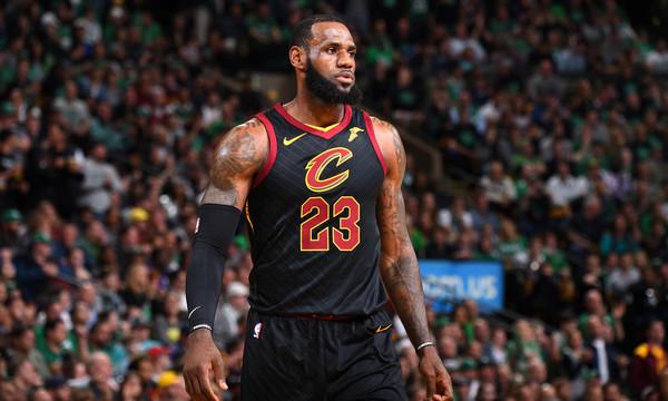 NBA: Τα όργια του ΛεΜπρόν στην Βοστώνη στο Game 7 (video)