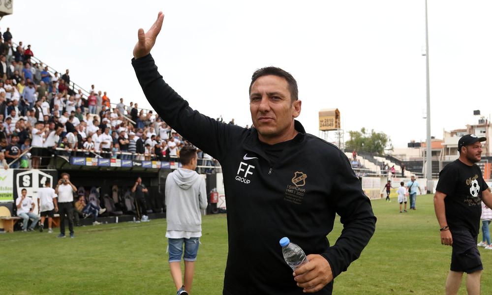 ΟΦΗ: Δάκρυσε ο Παπαδόπουλος αφήνοντας το Κύπελλο στη θέση του Γκέραρντ (video)