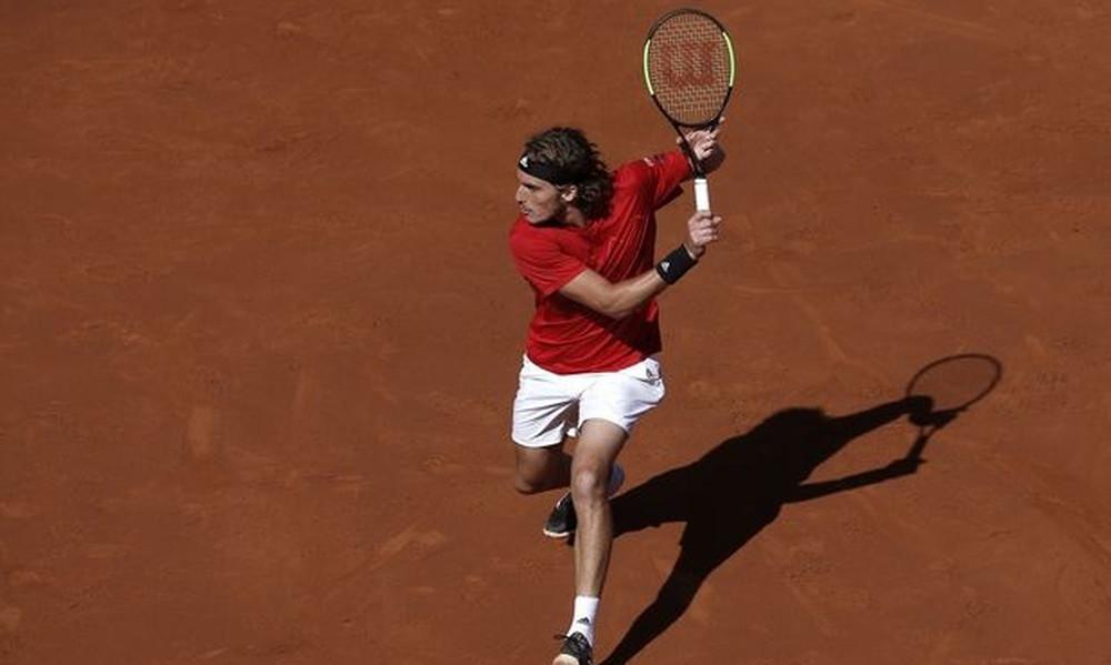 Roland Garros: Πρόκριση για Τσιτσιπά