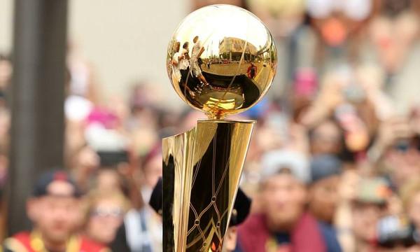 NBA: Το πρόγραμμα των τελικών για Ουόριορς και Καβαλίερς (photo)