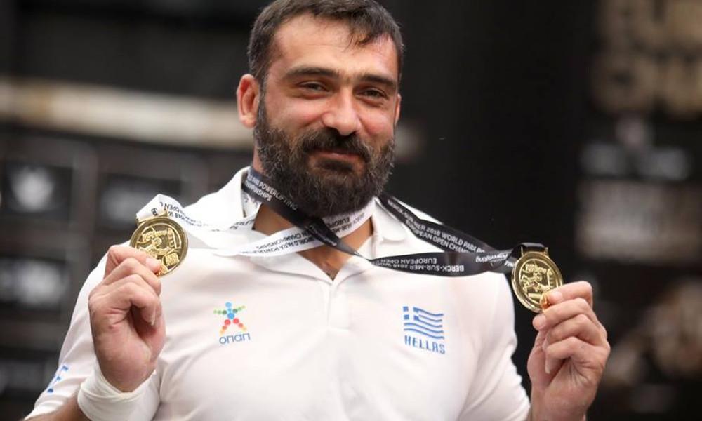 Πρωταθλητές Ευρώπης οι Δήμου και Μωϋσιάδης - Πέμπτη θέση για την Ελλάδα στα μετάλλια (photos)