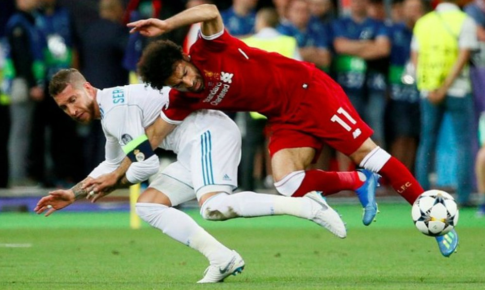 UEFA: Καμία ενέργεια εις βάρος του Ράμος