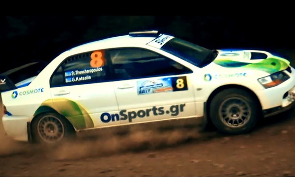 Rally Acropolis: Το Onsports στον αγώνα με την STH Rally Team (video)