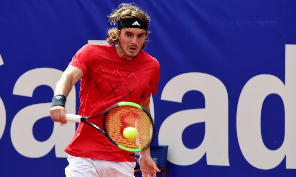 Τένις: Αποκλείστηκε ο Τσιτσιπάς από το Ρολάν Γκαρός