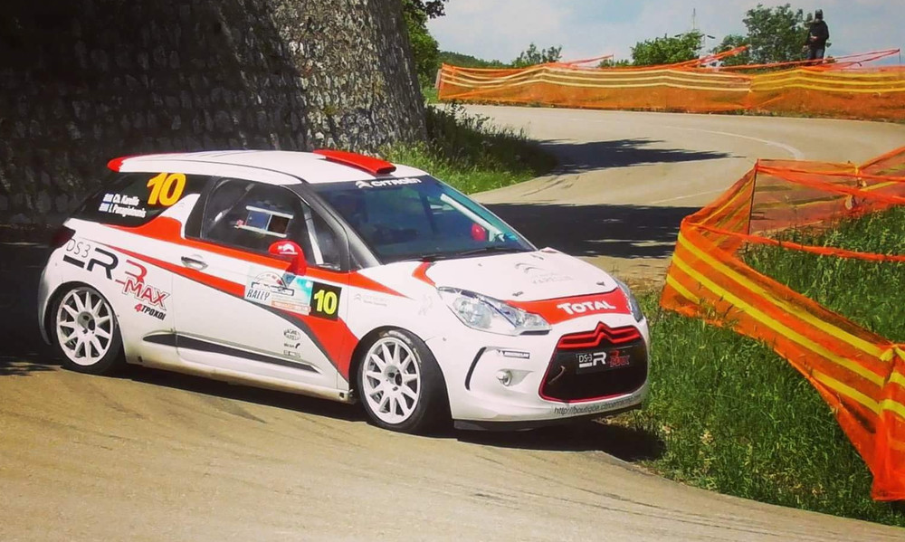 Στο EKO RALLY ACROPOLIS η CITROEN KARELLIS! (video)