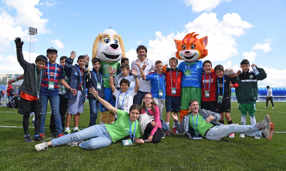 Οικολογική Πρωτοβουλία του προγράμματος Football for Friendship σε όλο τον κόσμο!