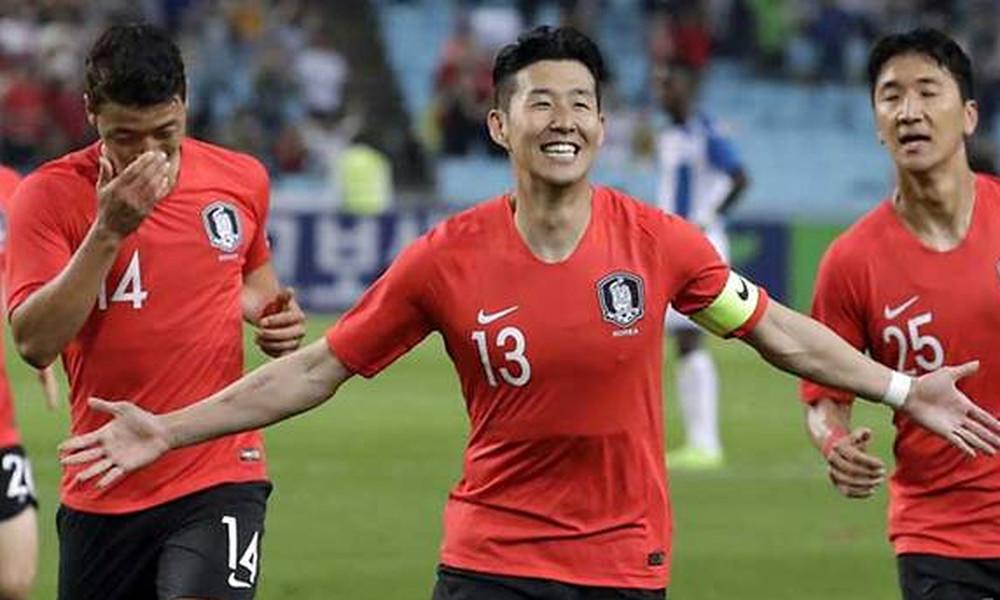 Μουντιάλ 2018: Ήττα της Ν. Κορέας στο τελευταίο εντός έδρας φιλικό