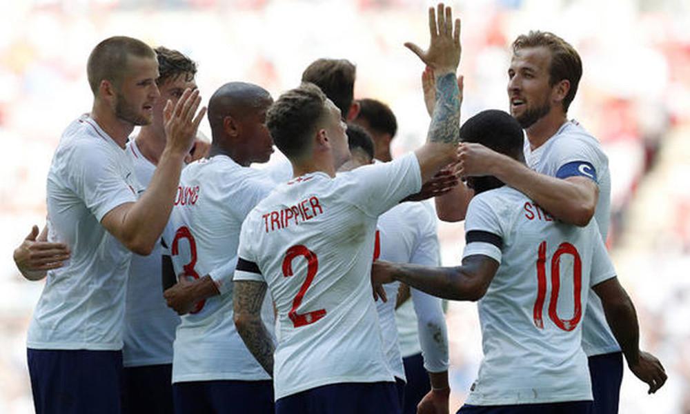 Μουντιάλ: Εννέα ματς αήττητη η Αγγλία! (video)