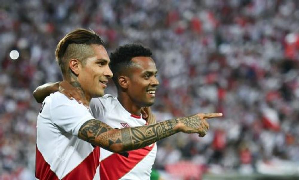 Παγκόσμιο Κύπελλο 2018: Η αποστολή του Περού για Ρωσία