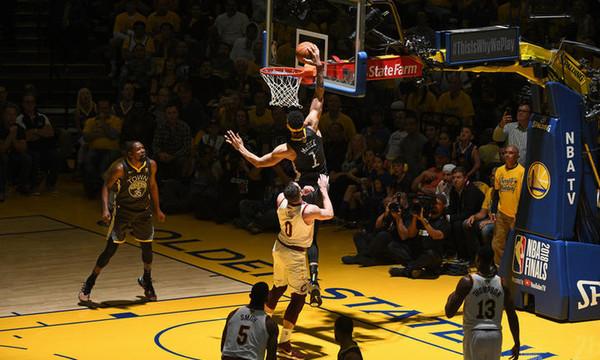NBA: Αυτή είναι η… ταινία του Game 2 των τελικών (video)
