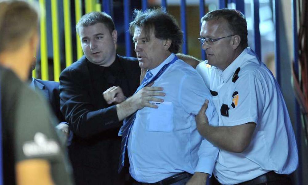 Ντιναμό Ζάγκρεμπ: Ποινή φυλάκισης 6,5 ετών σε πρώην πρόεδρο!