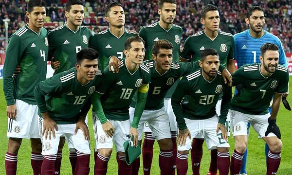 Το Μεξικό EINAI το ποδοσφαιρικό Βιάγκρα