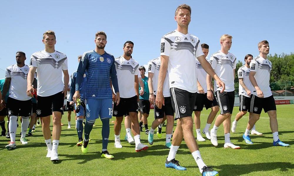 Πολλά γκολ από Γερμανία