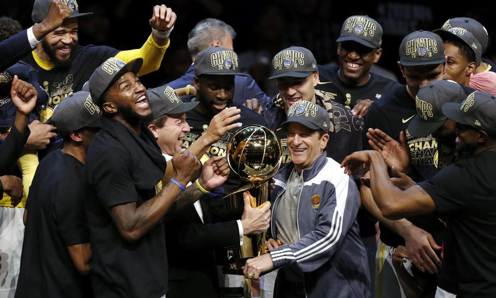 NBA: Στέψη στο Κλίβελαντ για Ουόριορς (photos+video)