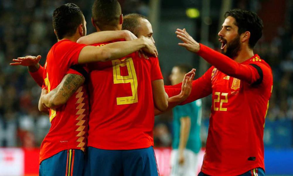 Σκοράρουν πολύ οι Ισπανοί