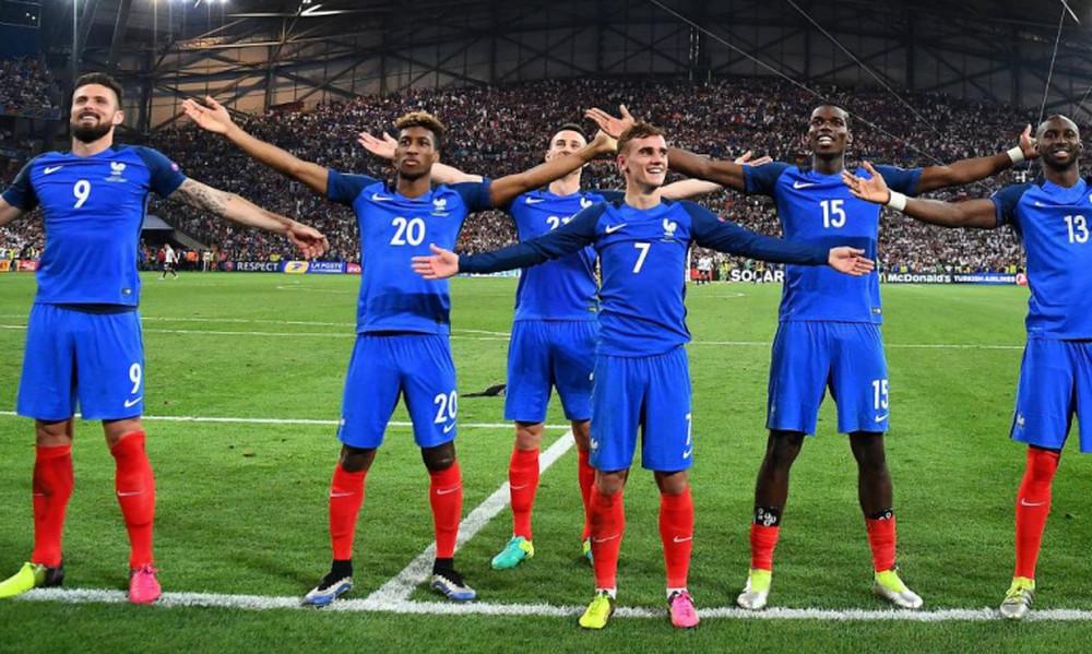 Πρόβα με πολλά γκολ για Γαλλία
