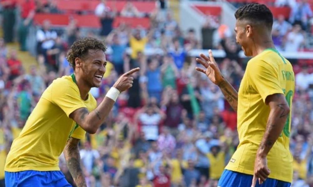 Γκολ και θέαμα από την Βραζιλία