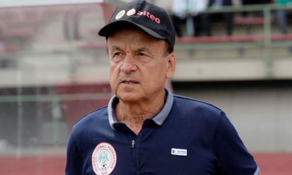 Μουντιάλ 2018: Χαμός με τον προπονητή της εθνικής Νιγηρίας, Γκέρνοτ Ρορ!
