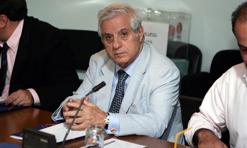 Συλλυπητήρια ανακοίνωση της ΚΑΕ Ολυμπιακός για Παύλο Γιαννακόπουλο