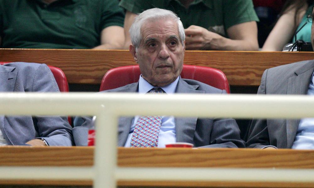 ΓΣ Περιστερίου: «Κορυφαίος παράγοντας της σύγχρονης εποχής του μπάσκετ ο Παύλος Γιαννακόπουλος»