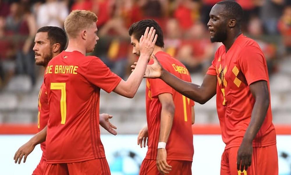 «Αυλαία» με γκολ για Βέλγιο