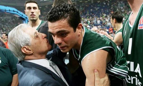 Τσαρτσαρής: «Παύλος Γιαννακόπουλος και Παναθηναϊκός είναι μια ταυτόσημη έννοια»