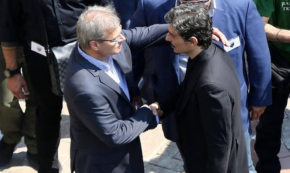 Δ. Γιαννακόπουλος στον κόσμο: «Εσείς του δίνατε δύναμη»