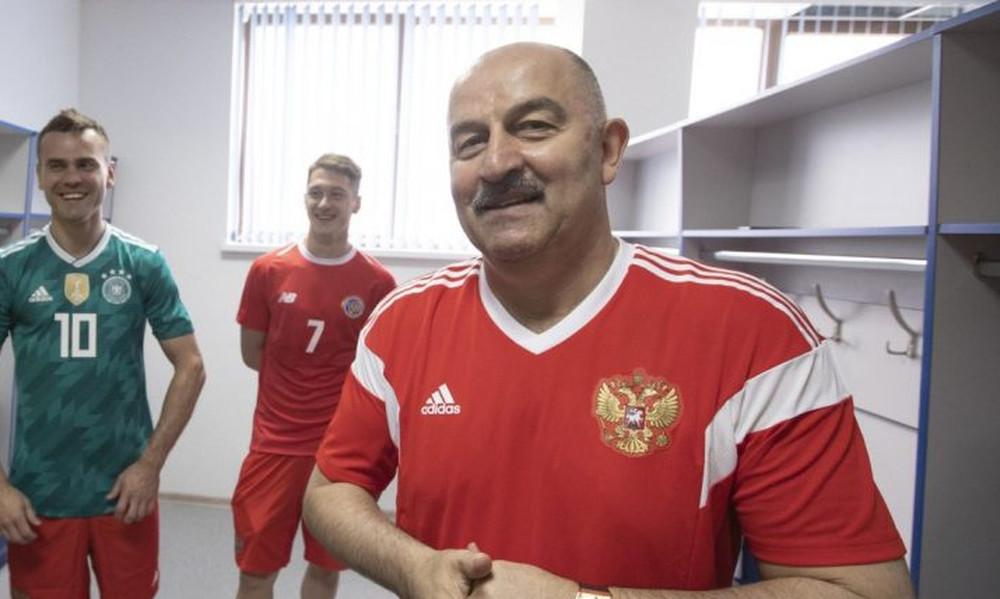 Μουντιάλ 2018: Τσερτσέσοφ: «Το παιχνίδι με την Σαουδική Αραβία θα δείξει πολλά για την Ρωσία»