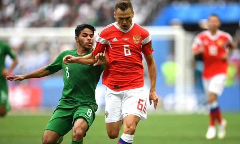 Παγκόσμιο Κύπελλο Ποδοσφαίρου 2018: Το 2-0 της Ρωσίας με Τσερίσεφ (video)