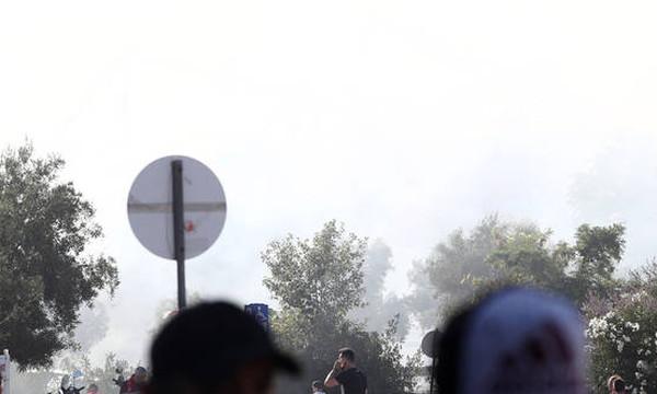 Ολυμπιακός-Παναθηναϊκός Superfoods: Τρεις αστυνομικοί τραυματίες στα επεισόδια
