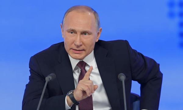 Παγκόσμιο Κύπελλο Ποδοσφαίρου 2018: Ο Πούτιν διέκοψε τη συνέντευξη Τύπου του Τσερτσέσοφ (videos)