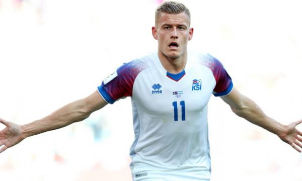 Παγκόσμιο Κύπελλο 2018: Ο Φινμπόγκασον «τιμώρησε» την Αργεντινή για το 1-1! (video)